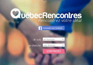 Rencontrer des filles sur Quebec rencontre