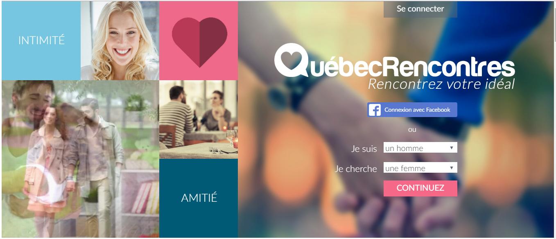 Accueil Quebec Rencontre