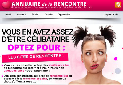 TOP GUIDE SITE DE RENCONTRE