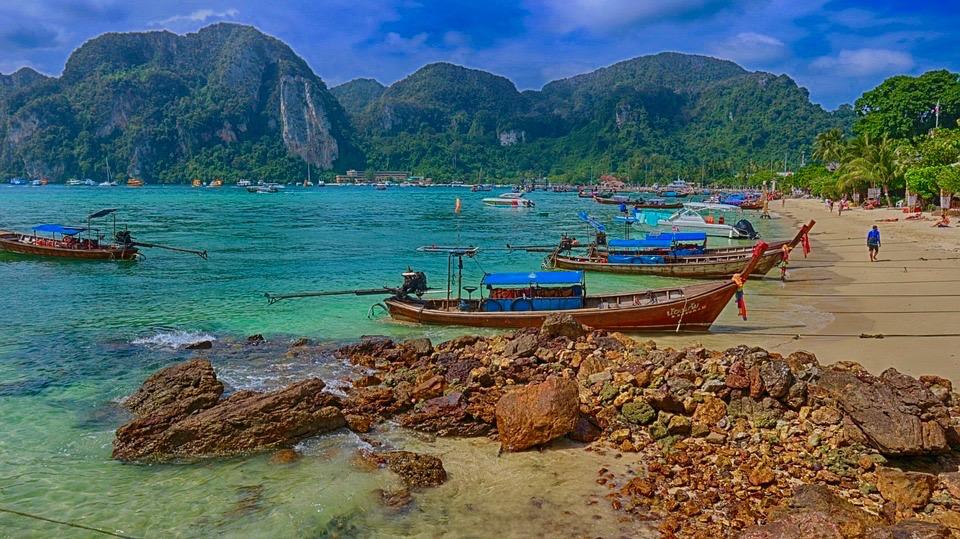 Thaïlande des îles paradisiaques