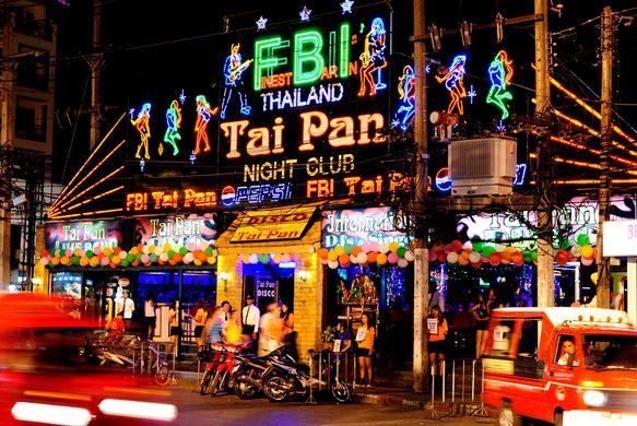 Séductions et Vie Nocturne à Phuket