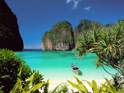 Maya Bay sur Koh Phi Phi