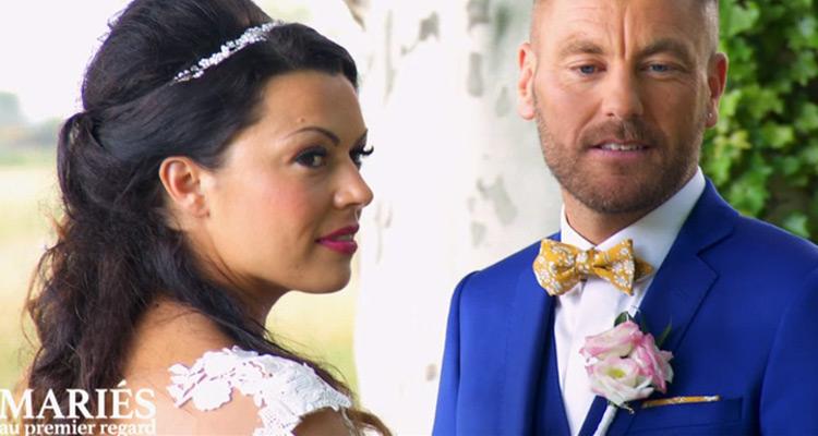 Claire mariés au premier regard sur M6